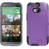 Commuter Case for HTC One (M8) in Radiant Purple