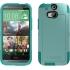 Commuter Case for HTC One (M8) in Aqua Sky