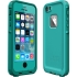 fre Waterproof Case,Apple iPhone 5s, Dark Teal