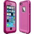 fre Waterproof Case,Apple iPhone 5s, Dark Magenta