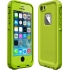 fre Waterproof Case,Apple iPhone 5s, Dark Lime