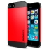 Slim Armor S Case for iPhone 5s/5 in Crimson Red