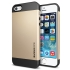 Slim Armor S Case for iPhone 5s/5, Champagne Gold