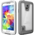 fre Case for Samsung Galaxy S 5 in White/Gray
