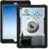 Kraken AMS Case, Apple iPad Air, Navy Action