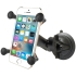 Twist Lock Suction Cup Mount with X-Grip Holder