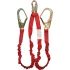 "Flex-NoPac Eng. Absorb Lanyard One Leg, 2"" X6'"