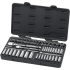 "Socket set,1/4"" & 3/8""drive, SAE/Metric, 68 pieces"