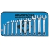 11pc metric combo wrench set