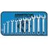 11pc metric combo wrench set