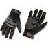 Full-Fingered Gloves, Size L, 1 pair