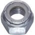 8-32 Zinc Lock Nuts/ 100 pack