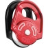 Rescuer swing sided pulley, for rope upt to 1/2""