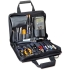 Technicians tool kit,50 tools,Black cordura case